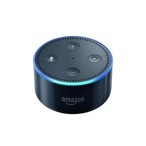 Echo Dot Amazon Hands-free Voice-controlled Device- Black