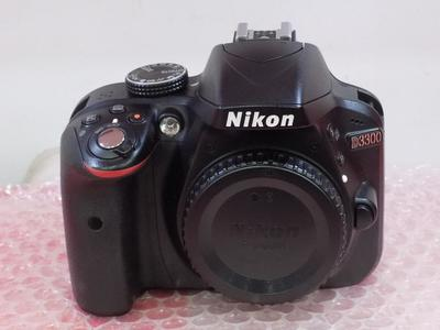 Nikon D.3300 DSLRcamera used body new condition 10 of 09 Body with Nikon Bag With out lens & With out Box