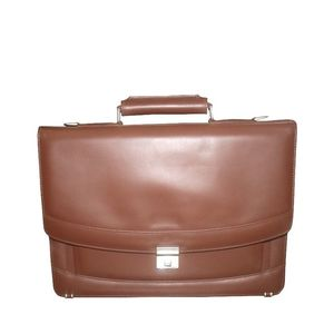 Arnast Brown - Cow Leather Bag - LTB-001