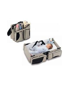 Pack Of 2 - Baby Bag And Cot