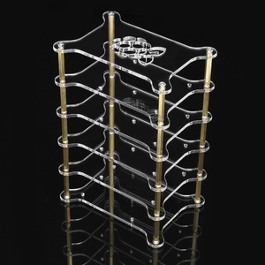 Clear Acrylic Cluster Case 5 Layer Shelf Stack For Raspberry Pi 3/2 B and B+