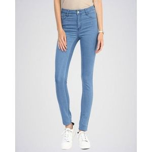 Womens Fox Blue Solid Jeans A&F-J1