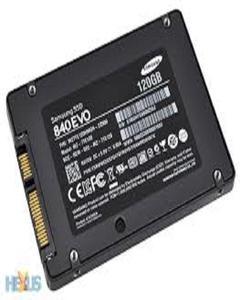 SSD Hard drive laptop 120GB