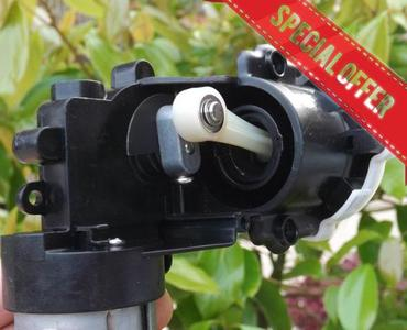 Water Pump Original German Technology 12V DC 3A piston pump high pressure self-priming piston diaphragm pump Cpu Water cooling Pump also use water Air cooler water misting for Agriculture use