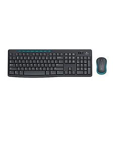 Mk275 - Wireless Keyboard And Mouse Combo
