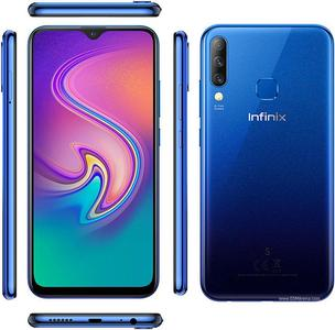 "Infinix Hot S4 - 6.2"" FHD Display - 6GB RAM - 64GB ROM - Fingerprint Sensor"