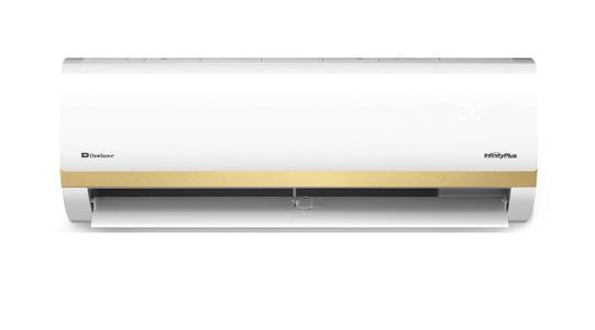 Dawlance Infinity 15 - Split Air Conditioner - 1 Ton - White - Golden
