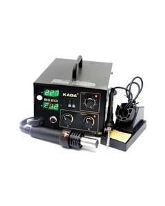 Heat Air Gun with Soldering Iron Digital
