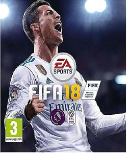 Electronic Arts Electronic Arts FIFA 18' - PC Game - DVD