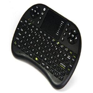 Mini Touch Pad RF 500 Wireless Keyboard Mouse