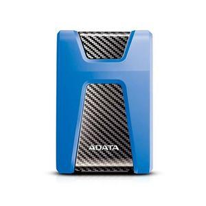HD650 - Anti-Shock Portable External 1TB Hard Drive - Blue