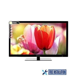 32 Inch WOOFER HD Ready Led Tv 32ME7 - Black