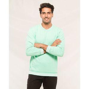 Green Sweat shirt for men