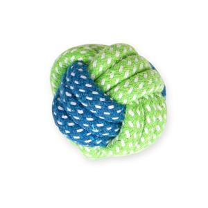 Pet Toy Dog Chews Cotton Rope Knot Ball Grinding Teeth Odontoprisis Toys
