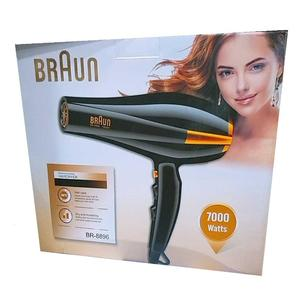 Braun Hair Dryer Hot and Cold Air 7000 Watts