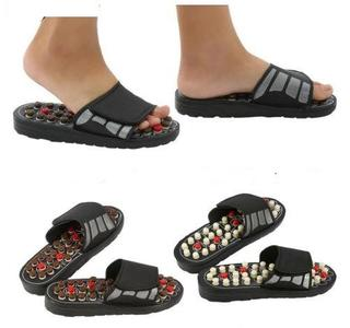 Foot Massage Shoes Acupuncture Therapy Slippers For Legs Acupoint