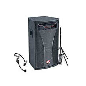 AudionicWIRELESS RECHARGEABLE- TARAWEEH - SPEAKERS - WITH BLUETOOTH - TW-185