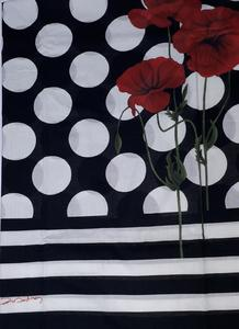 Sana Safinaz Lawn Digital Printed Unstitched Short Kurti