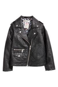 Biker jacket for girls