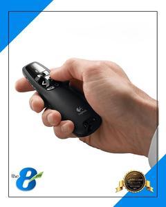 R-400 - Wireless Presenter Impressive Laser - Black