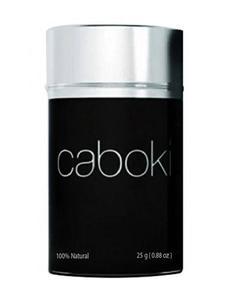 Caboki Hair Loss Concealer Fiber - 25g - Black