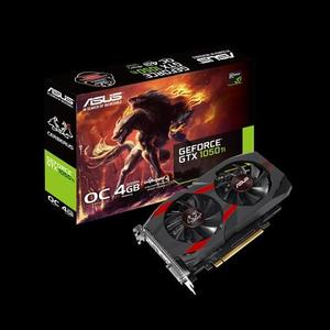 ASUS Cerberus GeForce® GTX 1050 Ti OC Edition 4GB GDDR5