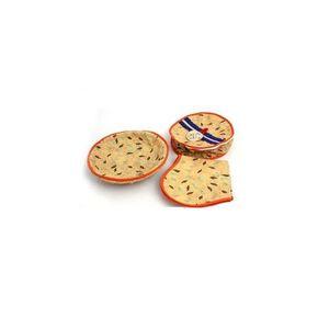 3 Piece Roti Basket - Multi Designs
