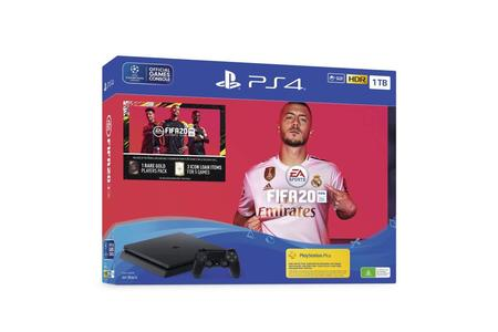 PlayStation 4 Slim 1TB FIFA 20 Bundle