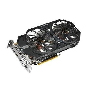 Gigabyte GTX760 GDDR5-2GB 2xDVI/HDMI/DP OC Graphics Card