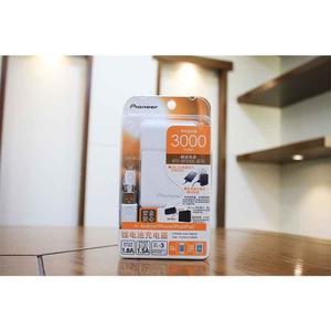 APS-AP3000 3000mAh Power Bank + Wall Charger