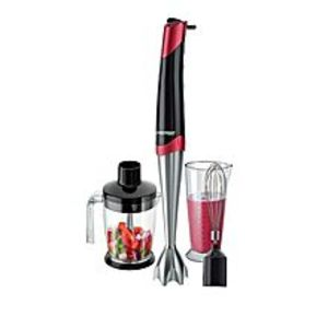 Westpoint  Westpoint Westpoint WF-9816 - Hand Blender, Beater with Chopper - Silver & Black