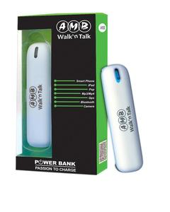 A100 - 3200mAh Power Bank - White