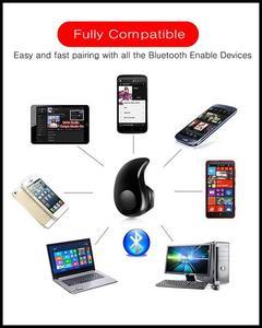 Bluetooth Earphone Mini Wireless In Ear Hands Free Sport Stereo Headset Earbuds Phone For Samsung