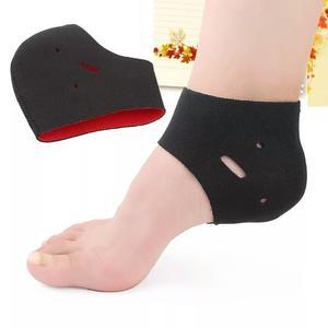 Heel Cushion For Men & Women (BLACK)