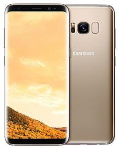 "Samsung Galaxy S8 Mobile Phone - 5.8"" - 4GB RAM - 64GB ROM - Fingerprint Sensor - Maple Gold"