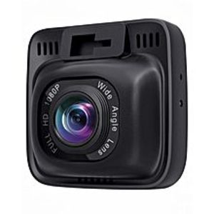 AUKEY Dash Cam, Dashboard Camera Recorder With Full Hd 1080P - Black