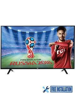 TCL P62 40 UHD LED TV