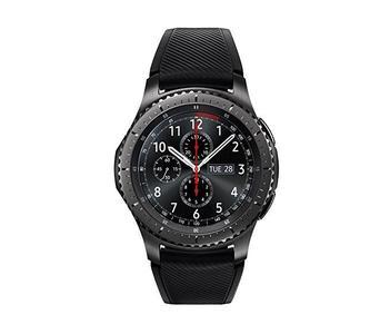 ORIGINAL SAMSUNG Gear S3 Frontier Smart Watch - Black
