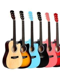 Hi Volts Acoustic Guitar H1-38C