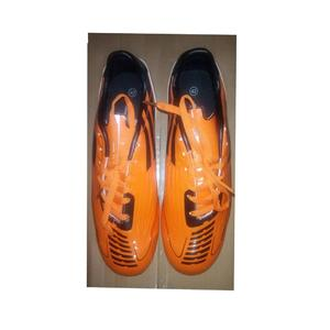 Football Soccer Spikes Shoes P.V.C Sole Size 43