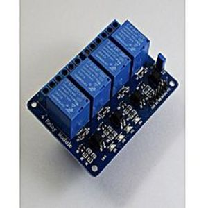 Super Electronics4 Channel Relay Module For Arduino And Raspberry Pi