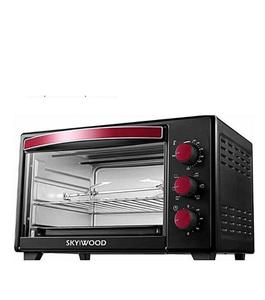 Skyiwood SKYIWOOD Sk20B-R Electric & Microwave Grill Convection Oven - 20 Liter