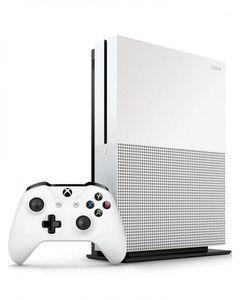 Microsoft Xbox One S - 1TB - White