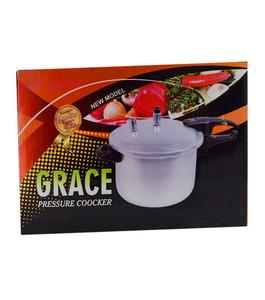 GRACE Branded Premium Quality Pressure Cooker - 11 Liters