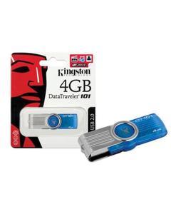 4 GB Usb Flash Fast data travler by kingston multicolour