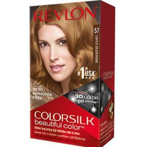 Color Silk 3D Technology USA For Men and Women No 57 Lightest Golden Brown