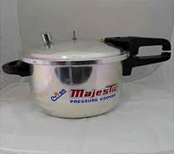 Majestic Branded Premium Quality Pressure Cooker - 9 Liters