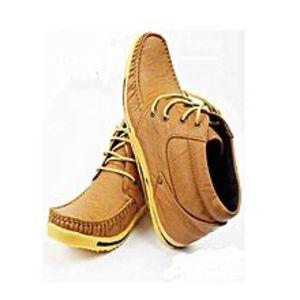Fatima LootsaleMustard Rubber Sneakers For Men