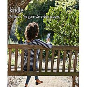 AmazonAmazon Kindle E-reader - Black, 6 inch Tablet