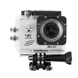 Sunborui Q3H Mini Portable Outdoor Waterproof 16MP 4K UHD Sport Camera DV with Wi-Fi